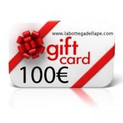 GIFT CARD 100€ FAI IL TUO REGALO SCONTATO