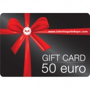 .GIFT CARD 50€ FAI IL TUO REGALO SCONTATO