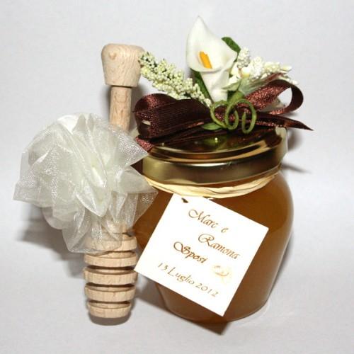 Amato Bomboniera miele orcio choco GD63