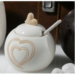 """Zuccheriera- portamiele """"Heart"""""""