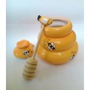 Porta miele yellow