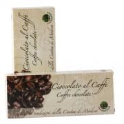 Cioccolato modicano al Caffe