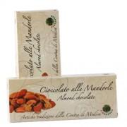 Cioccolato modicano alle Mandorle