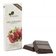 Cioccolato modicano al Melograno