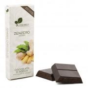Cioccolato modicano allo Zenzero