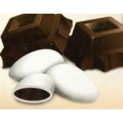 Confetti al Cioccolato fondente di diversi colori