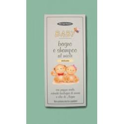 Bagno e Shampo al miele -delicato-