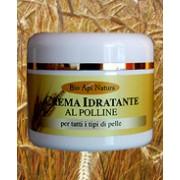 Crema Viso Idratante al Polline e Olio di Germe di grano