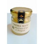 Crema Mani alla Propoli e Cera d'api