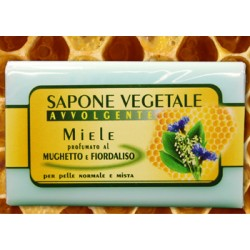 Sapone al Miele, Mughetto e Fiordaliso