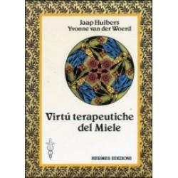 """Libro """"Virtù Terapeutiche del Miele"""""""