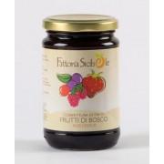 Confettura di Frutti di Bosco. Artigianale
