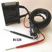 Inserifilo elettrico per montaggio fogli cerei