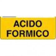Acido Formico soluzione 85% Bottiglia da Lt.1