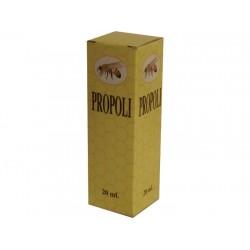 Scatolina in cartone per bottiglietta Propoli da 20ml