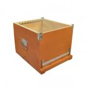 Arnia Box D.B. 10 Favi solo nido (montata e verniciata)