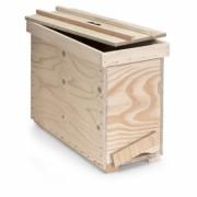 Arnia Pigliasciami in legno e multistrato a 6 telaini