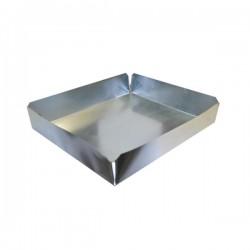 Coperchio a scatola piano per arnia da 10 favi (solo lamiera)