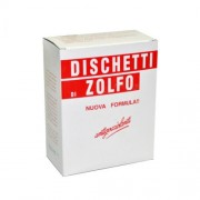 Dischetti di Zolfo per invernamento melari 100 pz