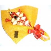 Bouquet di roselline di sapone