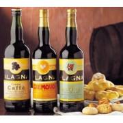 CREMA alla Mandorla, Caffè o Fragola. Vino liquoroso Alagna 750 m...